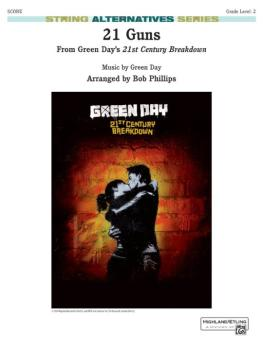 21 Guns (From Green Day's <i>21st Century Breakdown</i>) (AL-00-33750S)