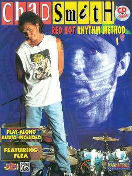 Chad Smith: Red Hot Rhythm Method (AL-00-MMBK0047CD)