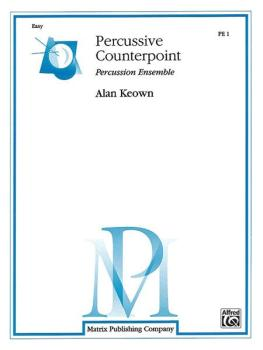 Percussive Counterpoint (For 5 Players) (AL-00-PE1)