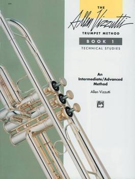 The Allen Vizzutti Trumpet Method - Book 1, Technical Studies (AL-00-3391)