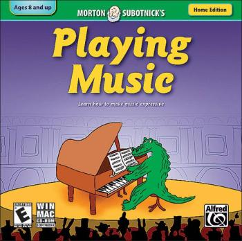 Creating Music Series: Playing Music (Home Version) (AL-00-34021)