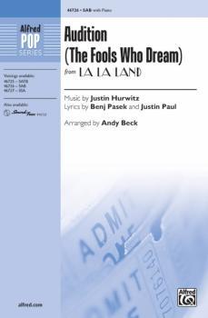 Audition (The Fools Who Dream): Music from the Motion Picture <i>La La (AL-00-46726)