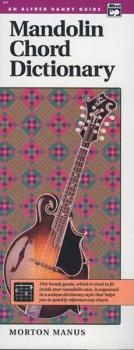 Mandolin Chord Dictionary (AL-00-471)
