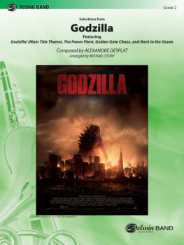 <i>Godzilla,</i> Selections from (Featuring: Godzilla Main Title Theme (AL-00-43121)