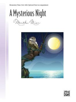 A Mysterious Night (AL-00-44294)