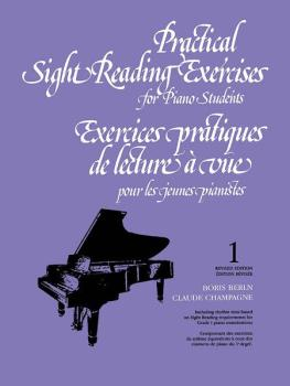 Practical Sight Reading Exercises for Piano Students, Book 1 (AL-00-V1031)