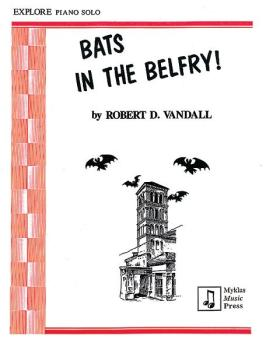 Bats in the Belfry! (AL-00-88910)