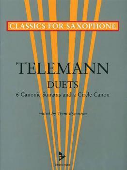 Duets: 6 Canonic Sonatas and a Circle Canon (AL-01-ADV7026)
