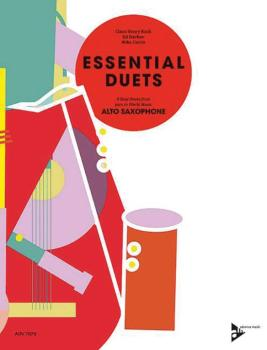 Essential Duets: 8 Easy Duets from Jazz to World Music (AL-01-ADV7070)
