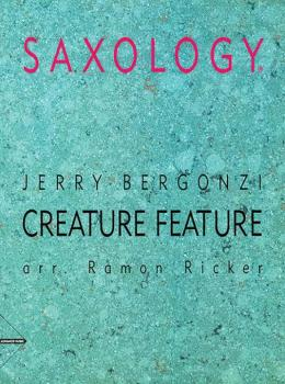 Saxology: Creature Feature (AL-01-ADV7502)