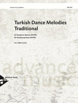 Turkish Dance Melodies (AL-01-ADV7544)