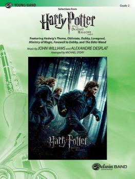 <i>Harry Potter and the Deathly Hallows, Part 1,</i> Selections from ( (AL-00-35384S)