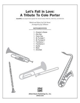 Let's Fall in Love: A Tribute to Cole Porter (AL-00-35725)