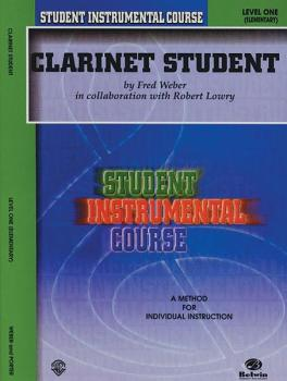 Student Instrumental Course: Clarinet Student, Level I (AL-00-BIC00106A)