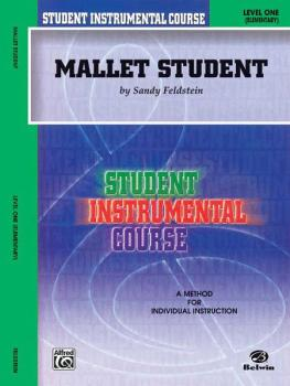 Student Instrumental Course: Mallet Student, Level I (AL-00-BIC00181A)