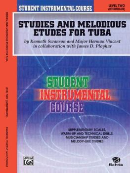 Student Instrumental Course: Studies and Melodious Etudes for Tuba, Le (AL-00-BIC00267A)