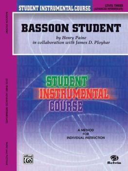 Student Instrumental Course: Bassoon Student, Level III (AL-00-BIC00326A)