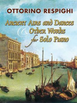 Ancient Airs and Dances & Other Works for Solo Piano (AL-06-452921)