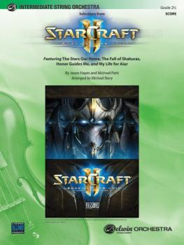 <i>StarCraft II: Legacy of the Void</i>, Selections from (Featuring: T (AL-00-45826S)