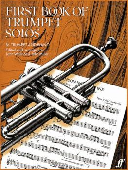 First Book of Trumpet Solos (AL-12-0571508464)