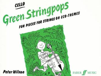 Green Stringpops: Fun Pieces for Strings on Eco-Themes (AL-12-057151314X)