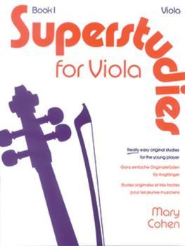Superstudies for Viola, Book 1 (AL-12-0571514227)