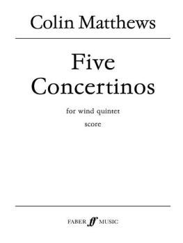 Five Concertinos (AL-12-0571515088)