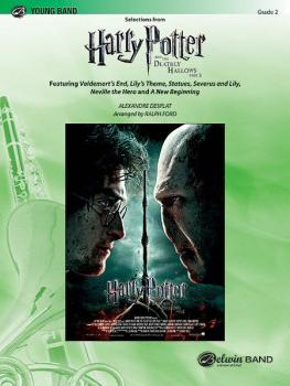 <i>Harry Potter and the Deathly Hallows, Part 2,</i> Selections from ( (AL-00-38343S)