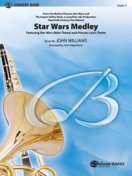 <I>Star Wars</I>® Medley (Featuring: Main Theme / Princess Leia's Them (AL-00-CB9716)