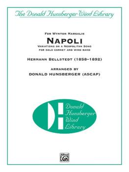 Napoli (For Wynton Marsalis Variations on a Neopolitan Song for Solo C (AL-00-38388)