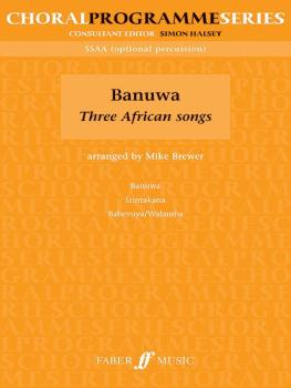Banuwa: Three African Songs (AL-12-0571526926)