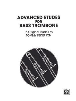 Etudes for Bass Trombone (AL-00-CHBK01027A)