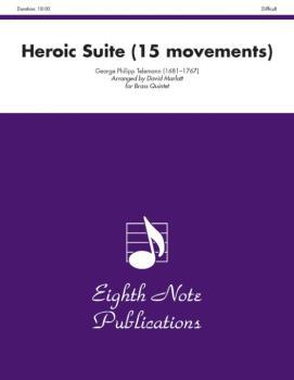 Heroic Suite (15 movements) (AL-81-BQ24192)