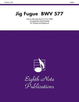 Jig Fugue, BWV 577 (AL-81-ST2663)