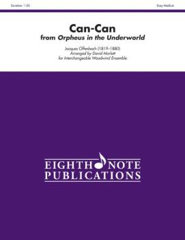 Can-Can (from <i>Orpheus in the Underworld</i>) (AL-81-WWE13102)