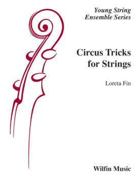 Circus Tricks for Strings (AL-76-41027S)