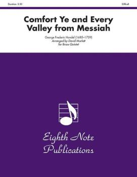 Comfort Ye and Every Valley (from <i>Messiah</i>): Trombone/Euphonium  (AL-81-BQ967)