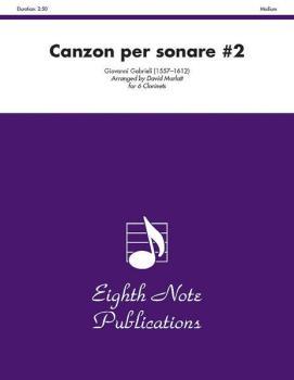 Canzon per Sonare #2 (AL-81-CC2338)