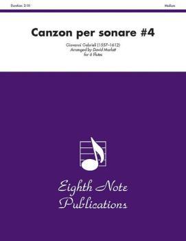Canzon per Sonare #4 (AL-81-F2350)