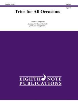 Trios for All Occasions (AL-81-SQ1478)