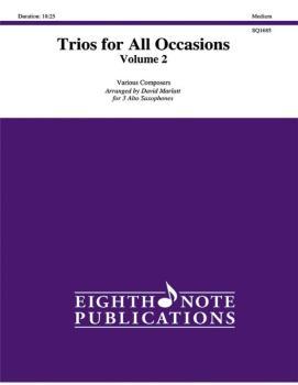 Trios for All Occasions, Volume 2 (AL-81-SQ1685)