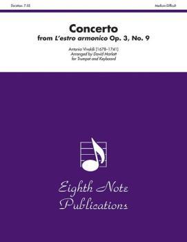 Concerto (from <i>L'estro armonico</i> Opus 3, No. 9) (AL-81-ST2866)