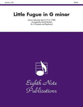 Little Fugue in G Minor (AL-81-TE9713)