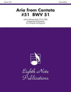 Aria (from <I>Cantata #51</I>, BWV 51) (AL-81-TE9823)