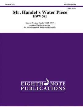 Mr. Handel's Water Piece, HWV 341 (AL-81-WWE16123)