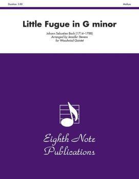 Little Fugue in G Minor (AL-81-WWQ9712)