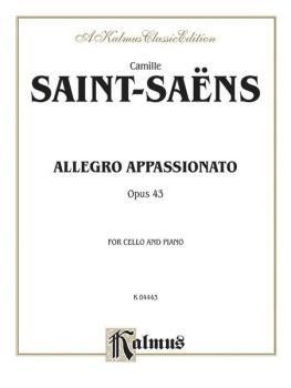 Allegro Appassionato, Opus 43 (AL-00-K04443)