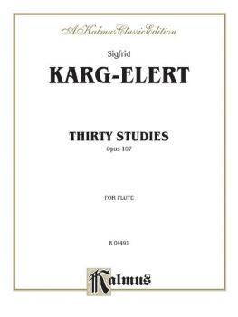 Thirty Studies, Opus 107 (AL-00-K04491)