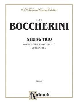 String Trio, Opus 54, No. 3 (AL-00-K04748)