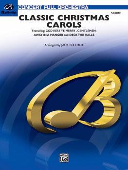 Classic Christmas Carols (AL-00-BFOM00003C)